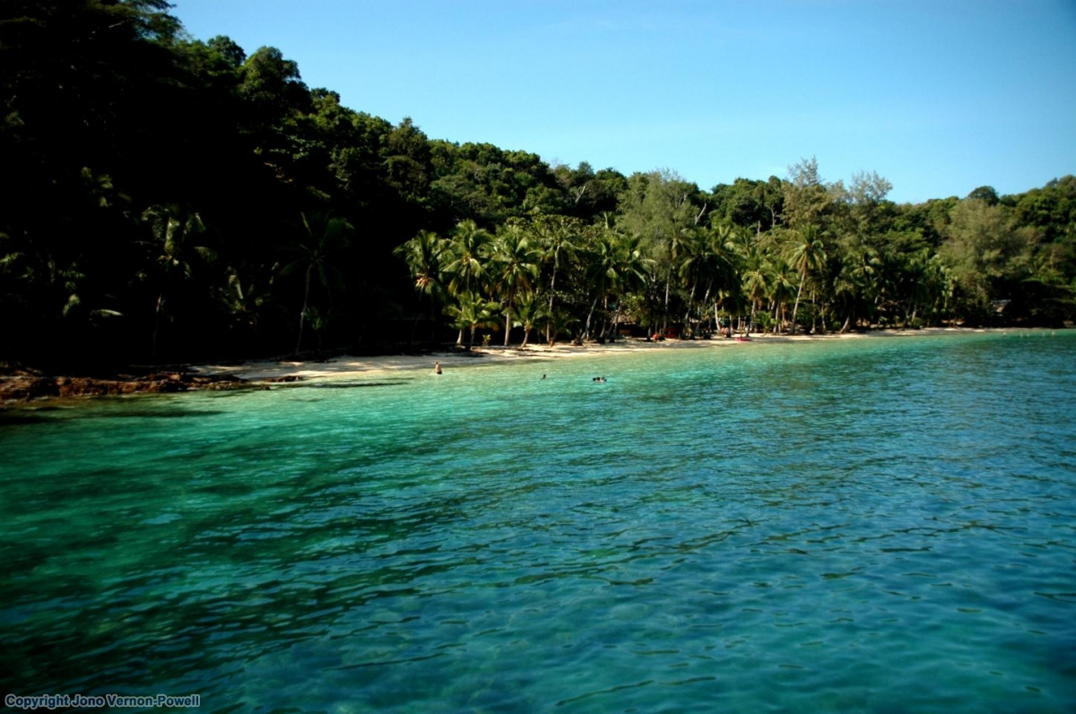 What's New?' – Mu Ko Chang National Marine Park, Thailand ...