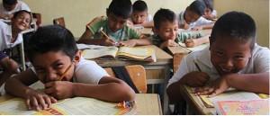 New Life Mexico classroom © JonoVernon-Powell