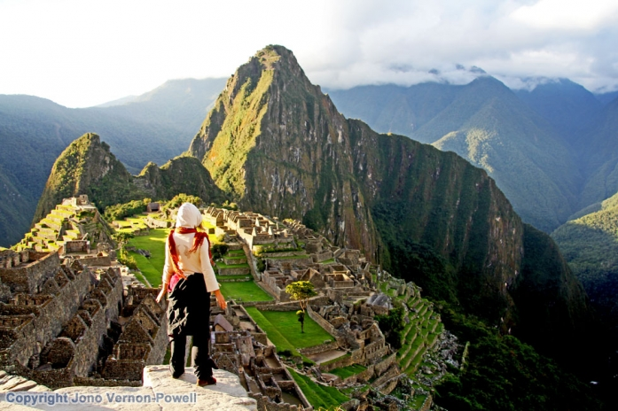 Machu Picchu -  hasn
