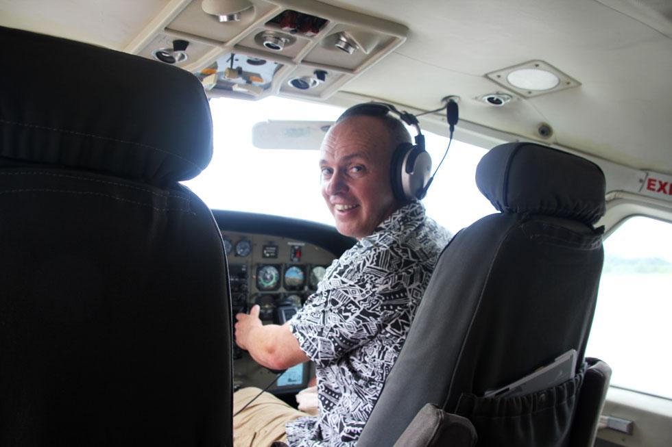 Co-pilot .. not.