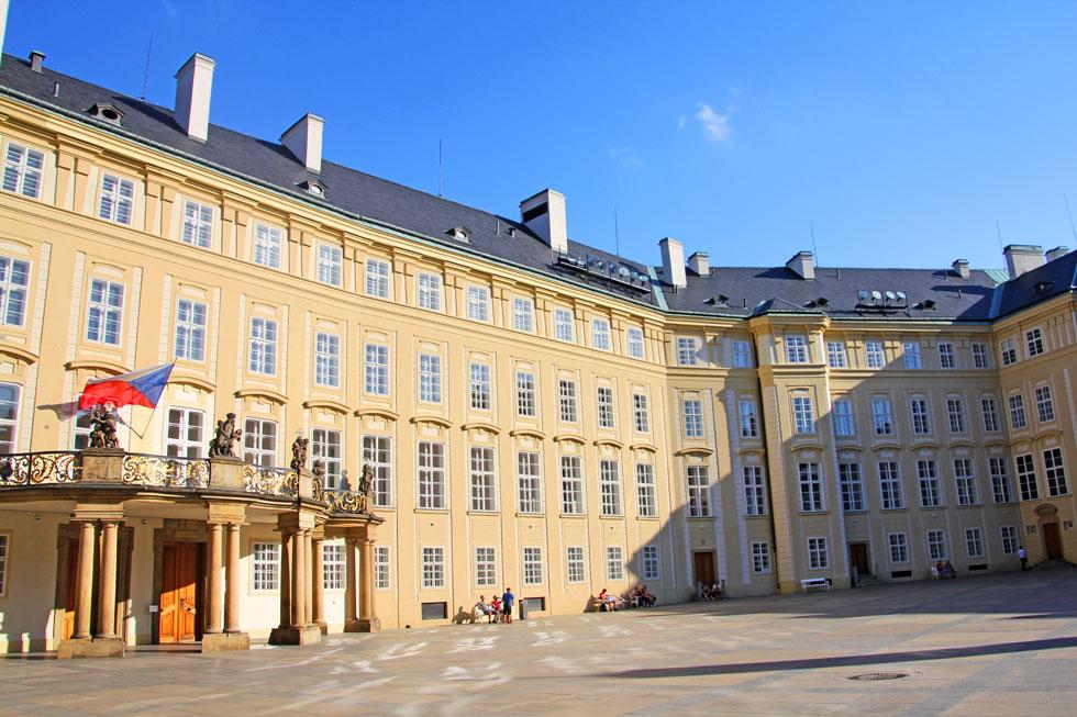Old Royal Palace and Vladislav Hall
