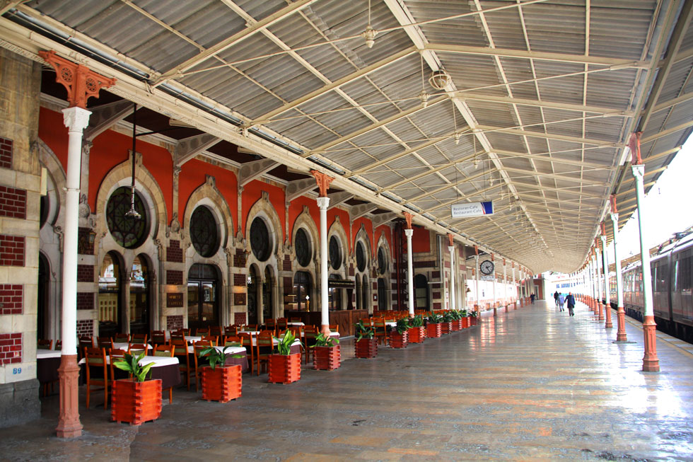 Istanbul Orient Express Train Station