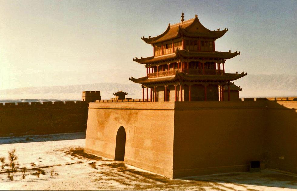 jiayuguan-fort-pagoda-tower