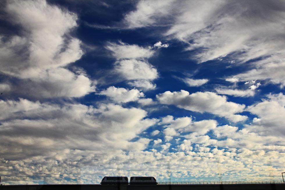 Sky Train - Phoenix Sky Harbor International Airport