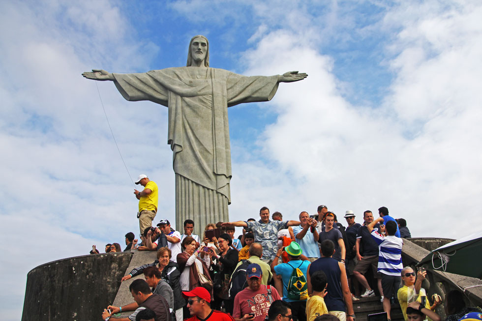 480,000 tourist predicted to visit 2016 Rio Olympics.