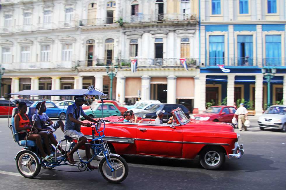 Cuba welcomed 3.52 million visitors in 2015, up 17.4% from 2014.