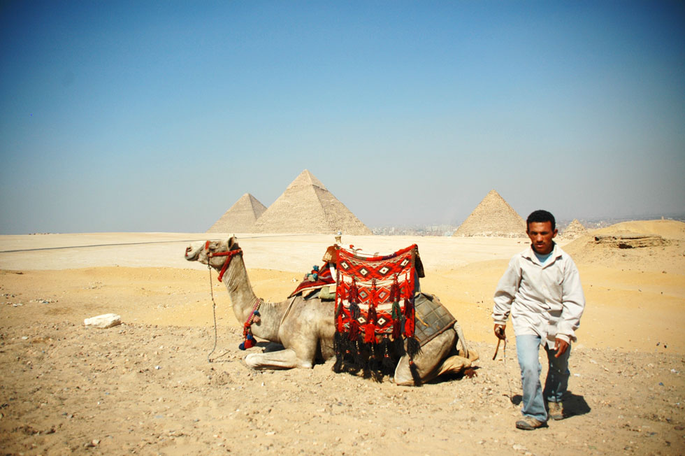 Egyptian tourist arrivals down 60% from October 2015 to January 2016.